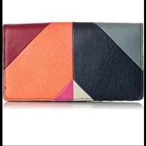 Fossil Caroline RFID Slim Bifold Wallet